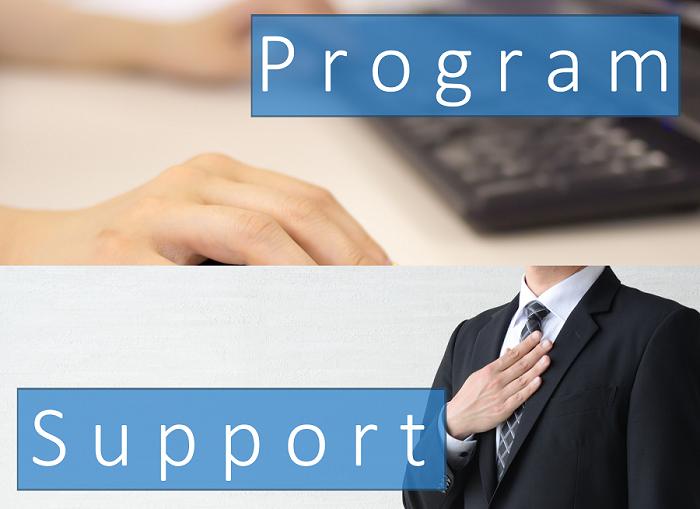support/program